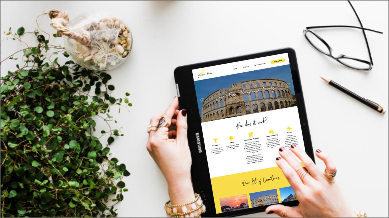 yellowkudu_website